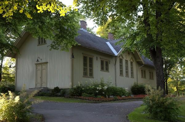 Kapellet - Nordre Gravlund