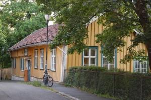 Biermannsgården i Maridalsveien 78.