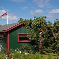 Hjemmets Kolonihager  - grønt hus