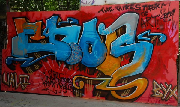 Graffiti_Skateboardparken