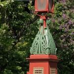 Nedstigningstårn på hjørnet Frognerveien -  Kruses gate