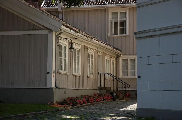 Bygninger på Akershus festning