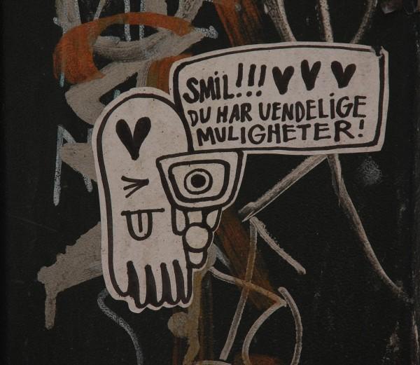 Sticker av Mindfish
