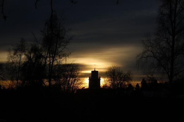 Vigelandsmuseet - EXIF-data: Nikon D40, Blender: f/4.8, Brennvidde: 46 mm,  ISO: 200, Lukker: 1/4000